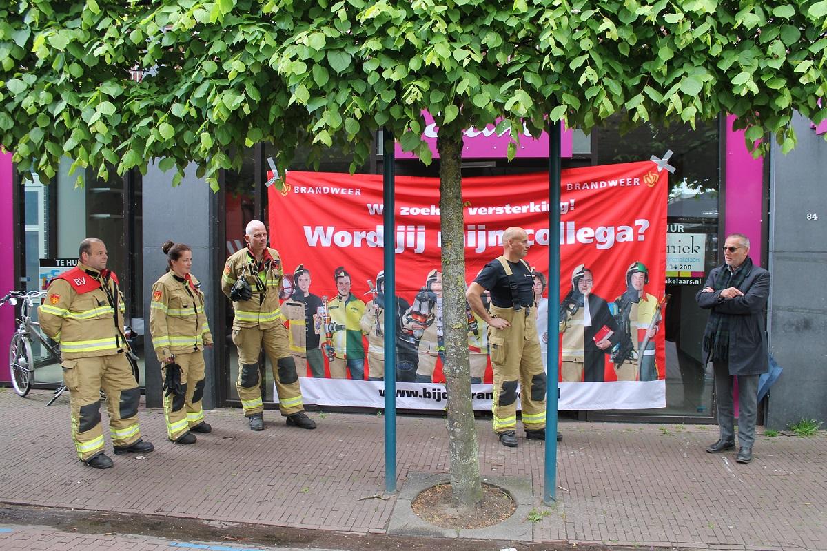 Werving brandweer Epe